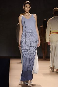 Miguel Adrover RTW Spring 2004