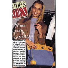 Kate Moss vogue 1996 #KateMoss