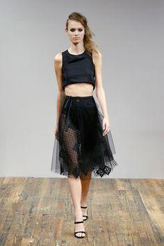 Katie Gallagher - Spring 2017 Ready-to-Wear