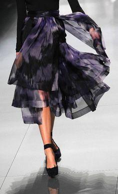 Dior Fall Winter 2012/2013 Paris