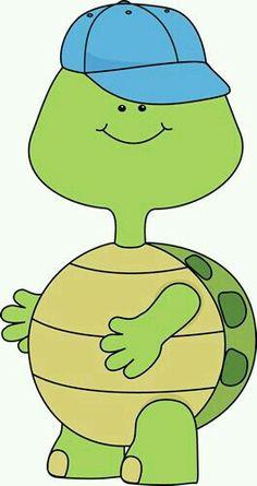 tartaruga menino