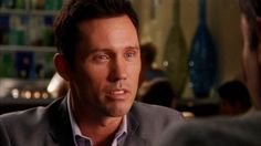 """You know I feel like we've moved on to a new level of trust. Maybe now you can tell me can tell me where this relationship is heading"" [Michael Westen]   Pictured: Michael Westen (Jeffrey Donovan)"