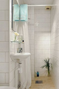 8 Ideas for Small Bathrooms {Guest Post by Jay Harris}
