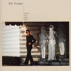Boz Scaggs - Down Two Then Left CANADA 1977 Lp nm more mint