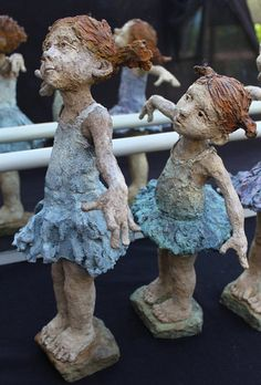 """Jurga Martin \\ Jurga Martin graduated from Vilnius University, lives and works in Beaune, Bourgogne, France. \\ other pictures on the board """" sculptures, statues """""""