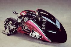 Buell M2 Cyclone – Plan B Motorcycles