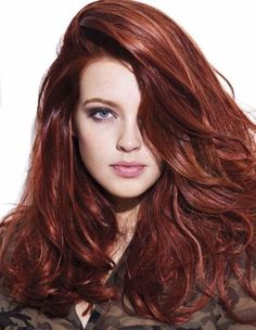 33 Fabulous Spring & Summer Hair Colors for Women 2018 Red Things red hair color 33 Hair Color For Women, Red Hair Color, Hair Colors, Red Hair For Cool Skin Tones, Hair Color For Fair Skin, Color Red, Dye My Hair, New Hair, Beautiful Red Hair