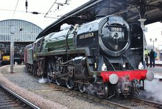 I used to see this engine regularly when I was a kid. Rail Transport, Steam Railway, Old Trains, British Rail, Train Engines, Steam Engine, Steam Locomotive, Newcastle, Great Britain