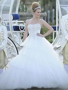 Alfred Angelo Disney Fairy Tale Wedding collection