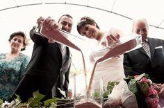 Ritual de la arena, una bonita forma de celebrar una boda civil - Contenido seleccionado con la ayuda de http://r4s.to/r4s
