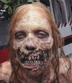 AMC`s The Walking Dead Season 1 Bicycle Girl Melissa Cowan