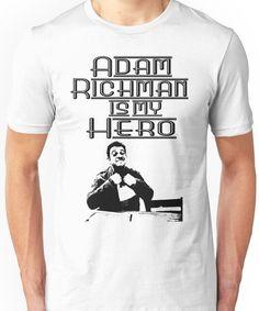 Man v Food Unisex T-Shirt