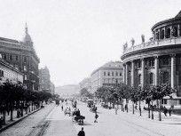 1905, Váci körút (Bajcsy-Zsilinszky út), 6. és 4. (1950-től) 5. kerület Tarot, Street View, Tarot Decks, Tarot Cards