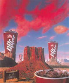 Someone who like Dr Pepper?😋 Airbrush by Chris Consani. '91 … Via 'chromeandlightning'⚡️ #drpepper #airbrush #90s #90sstyle #90sdesign #1990s #80s90s #chrisconsani