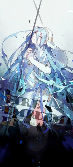 Fire Emblem Fates - Azura by STAR Shadow Magician