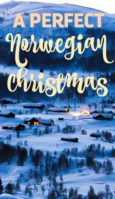 Christmas is a huge deal in Norway, and Norwegian Christmas traditions make the most of the holiday during the dark days of winter. Click through to read how magical Christmas in Norway can be!