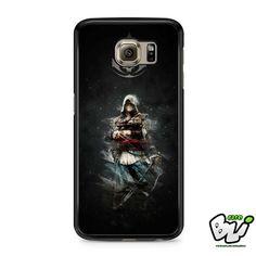 Assasins Creed Iv Black Flag Samsung Galaxy S7 Case