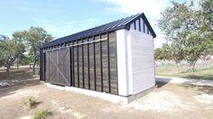 maintenance shed 1