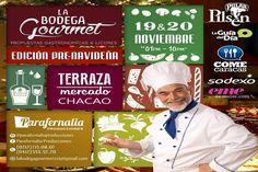 ¡La Bodega Gourmet y La Boutique Itinerante se fusionan en su edición Pre-navideña!