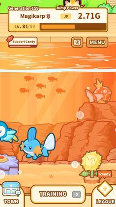 Magikarp! Jump! #Magikarp http://koiking.jp/r/
