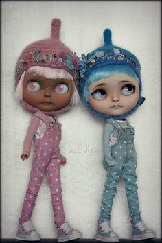 Pinky & Bluey