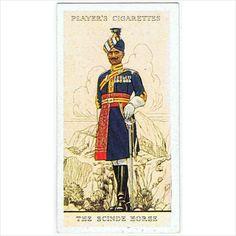 1939 Players Cigarette card 'Military Uniforms of the Brit. Empire O/seas' no.14  on #eBid.co.uk