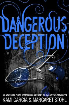 Cover Reveal: Dangerous Deception (Dangerous Creatures #2) by Kami Garcia & Margaret Stohl -On sale May 19th 2015 by Little, Brown Books for Young Readers -From the world of Beautiful Creatures--a dangerous new tale of love and magic continues in the sequel to Dangerous Creatures. Love is ten kinds a crazy, right? Let me put it to you this way: If you can get away, run. Don't walk. Because once you're exposed, you'll never get a Siren outta your head.