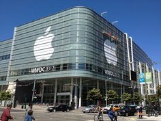 June 11th, the day we had all been waiting for. Apple revealed a slew of new products at the Worldwide Developers Conference (#WWDC) in San Francisco. For those of us Apple addicts who weren't lucky enough to attend the conference, we can predict, revel, and react from home. Click the picture for a Storify on the day's events.