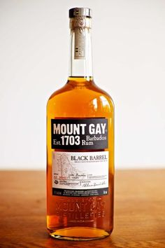Mount Gay Black Barrel | Credit: Patrick Bennett