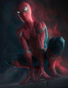 """comicbookartwork: """"SPIDER-MAN """""""