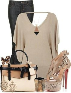 In love with this outfit. Especially the shoes!!