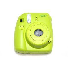 Instax Mini 8 Polaroid Camera (Green) - Instax Camera - ideas of Instax Camera. Trending Instax Camera for sales. Poloroid Camera, Instax Mini 8 Camera, Instax Mini 7s, Polaroid Instax, Fujifilm Instax Mini, Instax 8, Camara Fujifilm, Cute Camera, T Mobile Phones