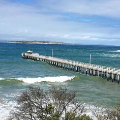 Point Lonsdale Victoria #view #scenery #beach #sea #pier #outdoors #aussiephotos #australiagram #icu_aussies #ig_australia #igers_vic #liveinvictoria #explorevictoria #bellarinepeninsula #seeaustralia #pointlonsdale #pointnepean by lica007 http://ift.tt/1JO3Y6G
