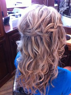 20th reunion style I did last month. -Kathryn Porter