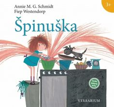 Špinuška - Annie M. Schmidt, Annie, Family Guy, Baseball Cards, Fictional Characters, Kid Books, Book Covers, Baby, Beautiful