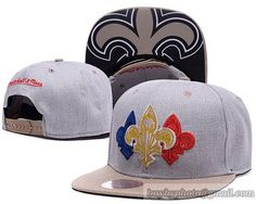 New Orleans Pelicans Snapback Hats Gray Triple Color Stack 56ff73f3a5c