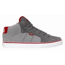 a6d7485803 CIRCA Shoes    C1rca Cero High Castle Grey risk Red
