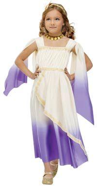 Goddess Girls Costume - Greek Costumes