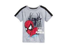 Nannette Little Boys' Spider-Man Original Wall Crawler T-Shirt - All Characters - Kids & Baby - Macy's