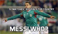 #ManchesterUnited - Javier 'Chicharito' Hernandez #14
