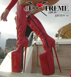 extreme heels  extreme high heel boots and shoes : Pablo Beneit