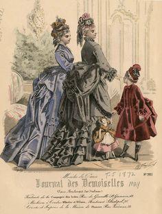 Journal des Demoiselles 1872