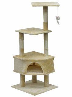 Homessity HC-011 Light Weight Economical Cat Tree Furniture -- Learn more by visiting the image link. (This is an affiliate link and I receive a commission for the sales) #CatCare