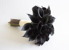 Black mini calla lil
