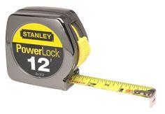 Stanley 33-312 12 Powerlock Tape Rule - http://www.henryspowertools.com/shop-2/stanley-33-312-12-powerlock-tape-rule/