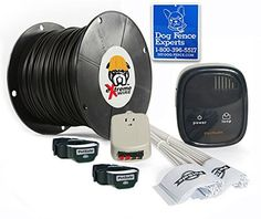 PetSafe Rechargeable In-Ground Dog Fence - 1000 Feet of 14 Gauge Upgraded eXtreme Wire (2Dog) >>> Want to know more, click on the image.