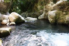 L'Oasi WWF di Morigerati è famosa per le risorgenze del fiume Bussento