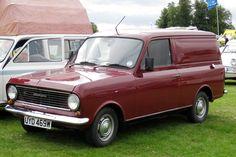 Bedford HA light van first registered January Bedford Van, Bedford Truck, Vauxhall Motors, Classic Cars British, Old Lorries, Automobile, Old Wagons, Van Car, Old Commercials