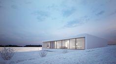 ARQA - Reykjavik House, vivienda unifamiliar en Islandia  http://www.arqa.com/?p=346891  #architecture