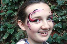 Artist Kate Cox,  Inspiration Vix Daubney